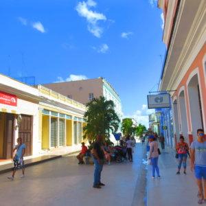 世界遺産 シエンフェーゴス クラシックカー キューバ・世界遺産旅行@ブループラネットツアー