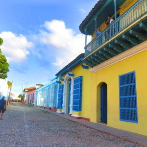 世界遺産 トリニダ カラフルな街 キューバ・世界遺産旅行@ブループラネットツアー