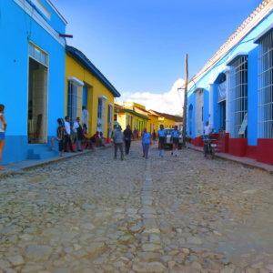 世界遺産|トリニダ|カラフルな街|キューバ・世界遺産旅行@ブループラネットツアー