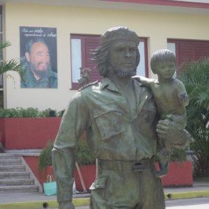 チェゲバラ キューバ・世界遺産旅行@ブループラネットツアー