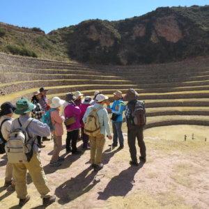 モライ遺跡|ペルー・マチュピチュとナスカ旅行@ブループラネットツアー