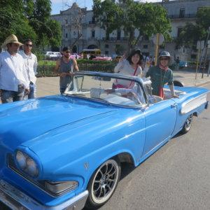 クラシックカー キューバ・世界遺産旅行@ブループラネットツアー