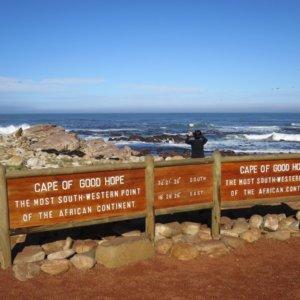 喜望峰 アフリカ最南西端 南部アフリカ旅行@ブループラネットツアー