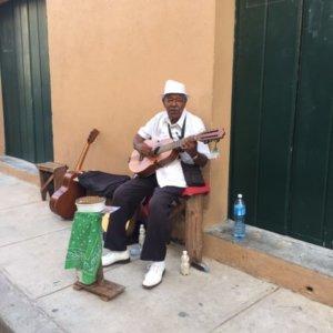キューバの路上ミュージシャン|キューバ・世界遺産旅行@ブループラネットツアー