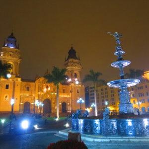 リマ|ペルー・マチュピチュとナスカ旅行@ブループラネットツアー