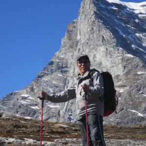 ペンバノルブ シェルパ ネパール・エベレスト街道トレッキング旅行@ブループラネットツアー