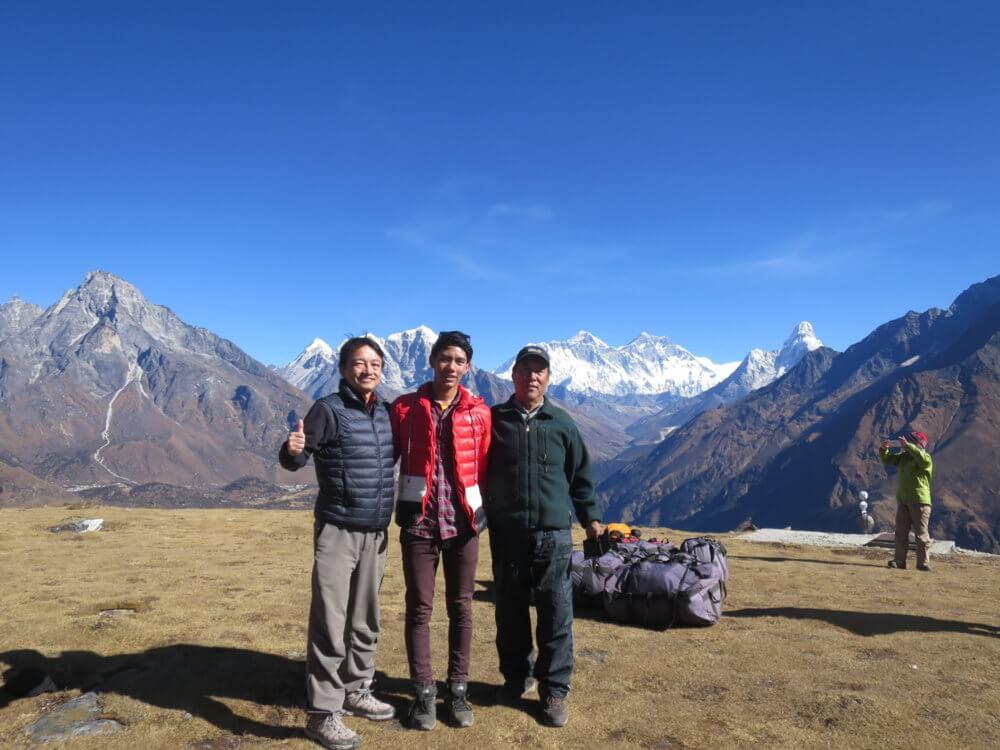 プライベートポーター|ネパール・エベレスト街道トレッキング旅行@ブループラネットツアー