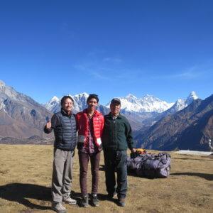 プライベートポーター ネパール・エベレスト街道トレッキング旅行@ブループラネットツアー