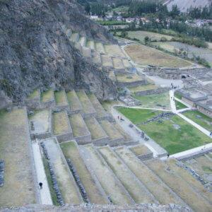 オリヤンタイタンボ遺跡 ペルー・マチュピチュとナスカ旅行@ブループラネットツアー