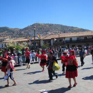 クスコ インティライミ ペルー・マチュピチュとナスカ旅行@ブループラネットツアー