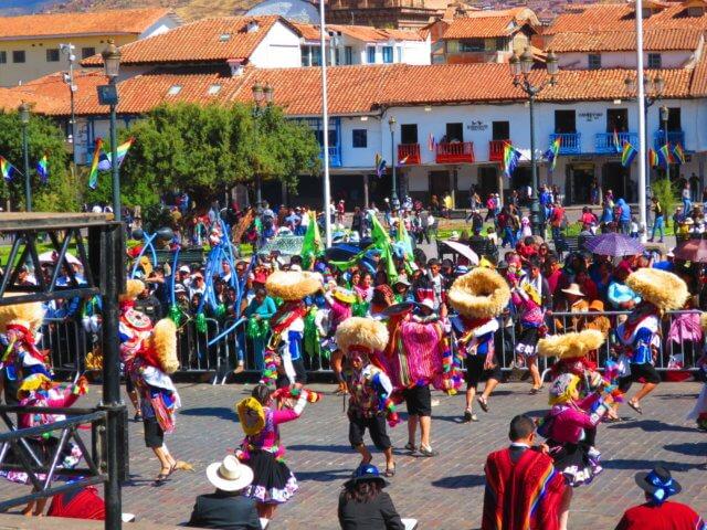 ペルーのインティライミ