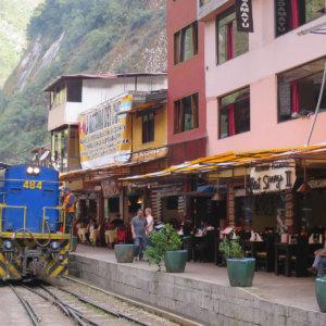 マチュピチュ村 ペルー・マチュピチュとナスカ旅行@ブループラネットツアー