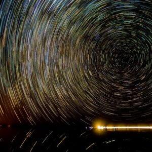 ウユニ塩湖のトリック写真 ボリビア'・ウユニ塩湖旅行@ブループラネットツアー