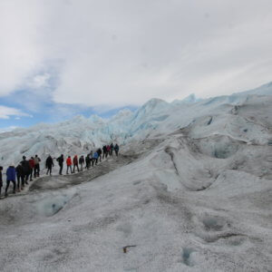 ペリートモレノ氷河② 氷河ハイキング アルゼンチン・パタゴニア旅行@ブループラネットツアー