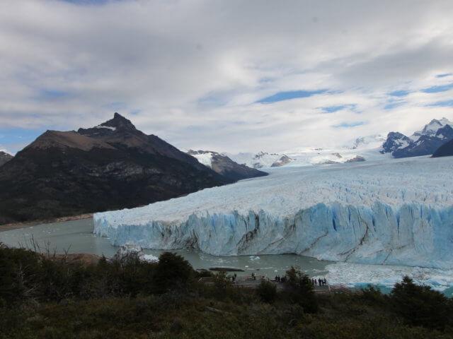 ペリートモレノ氷河②|アルゼンチン・パタゴニア旅行@ブループラネットツアー