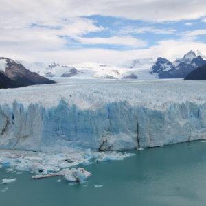 ペリートモレノ氷河展望台① アルゼンチン・パタゴニア旅行@ブループラネットツアー