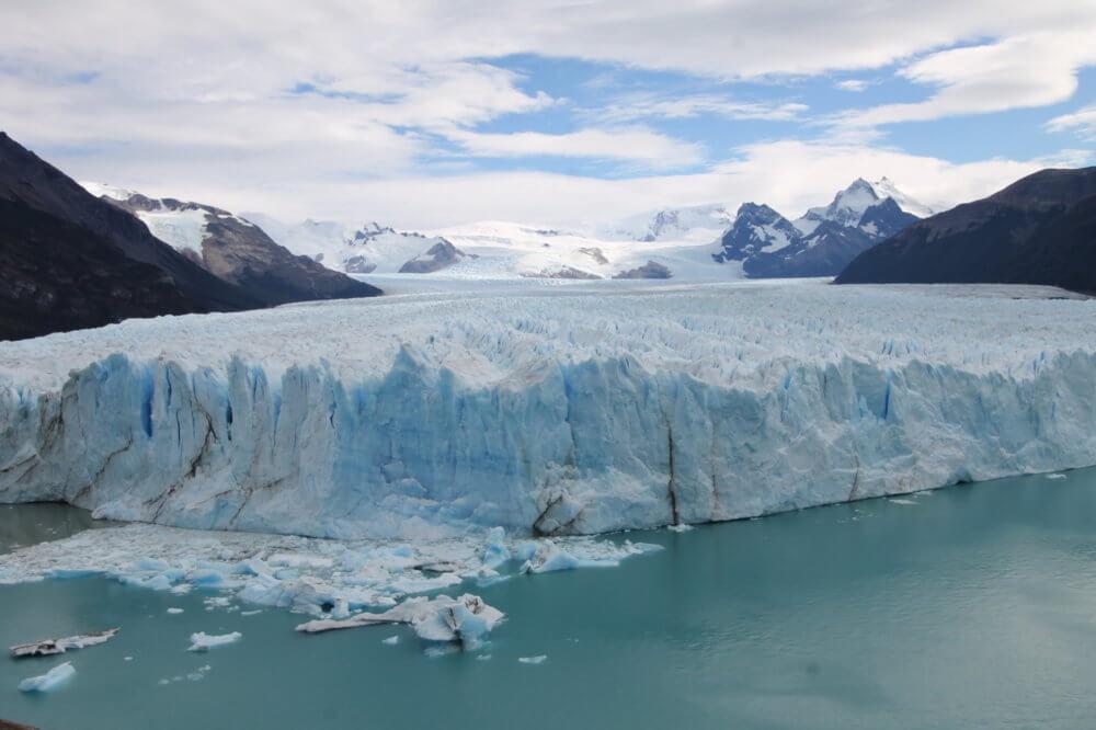 ペリートモレノ氷河展望台②|アルゼンチン・パタゴニア旅行@ブループラネットツアー