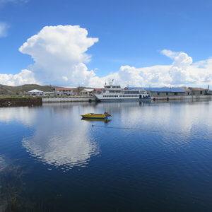 チチカカ湖 ボリビア・ウユニ塩湖旅行@ブループラネットツアー