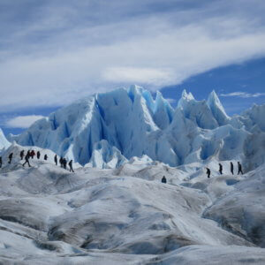 ペリートモレノ氷河① 氷河ハイキング アルゼンチン・パタゴニア旅行@ブループラネットツアー