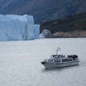 ペリートモレノ氷河クルーズ アルゼンチン・パタゴニア旅行@ブループラネットツアー