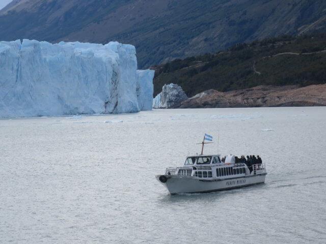 ペリートモレノ氷河クルーズ|アルゼンチン・パタゴニア旅行@ブループラネットツアー