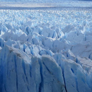 ペリートモレノ氷河の氷 アルゼンチン・パタゴニア旅行@ブループラネットツアー