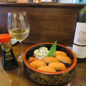 カラファテの日本食