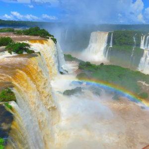 ブラジル側イグアス