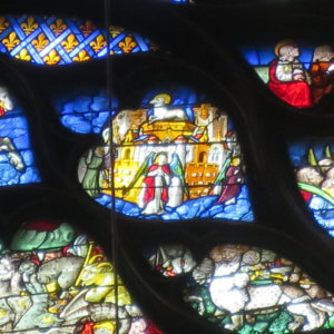 サントシャペル教会 フランス旅行@ブループラネットツアー