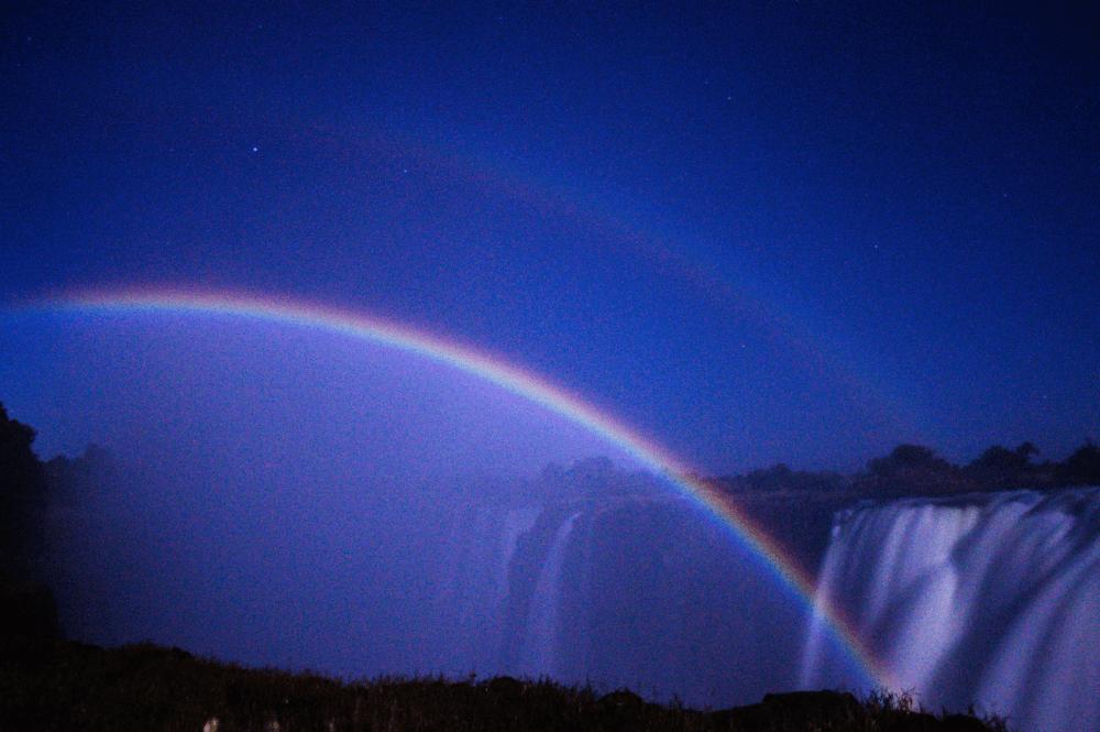 ビクトリア滝|ルナレインボウ|南部アフリカ旅行@ブループラネットツアー