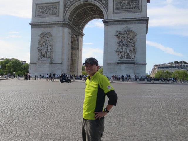 今長谷 パリガイド フランス旅行@ブループラネットツアー