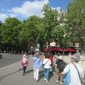 パリ街歩き|フランス旅行@ブループラネットツアー