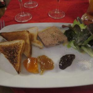 フランス料理|フォアグラ|フランス旅行@ブループラネットツアー