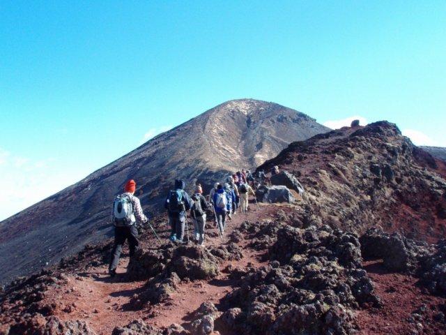 九州の山旅決定版ツアー@ブループラネットツアー